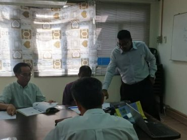 Safe Storage & Handling of Dangerous Good-1 day in house for Central Forwarding Agency